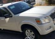 Ford explorer 6 cil 7 pasaj 4x4 gasolina