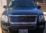 Ford explorer xlt gasolina
