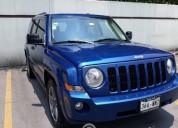 Jeep patriot sport cvt 5 puertas km gasolina