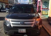 Ford explorer gasolina