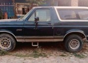 Ford bronco gasolina