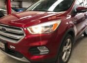 Ford escape trend ecoboost 2017 gasolina