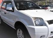 Ford ecosport xlt 2007 gasolina