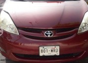 Toyota sienna gasolina