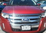 Ford edge 2012 gasolina