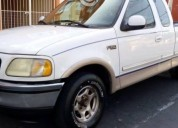 Ford f 150 lariat cabina y media gasolina