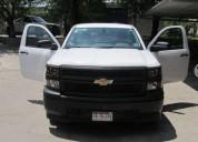 Silverado 2012 6 cilindros Estandar Gasolina