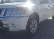 Nissan titan gasolina
