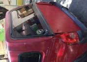 Camionta tornado gasolina