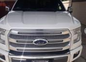Ford lobo platinum 4x4 gasolina