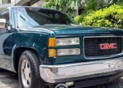 Gmc sierra pickup 1995 automatica 6 cilindros gasolina