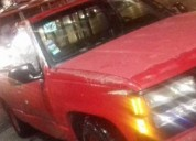 Chevrolet pick up gasolina