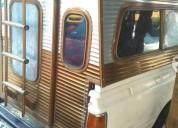 Nissan doble cabina gasolina