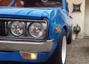 Nissan auto antiguo gasolina