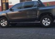 Toyota hilux gasolina