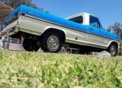 Ford clasica gasolina