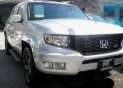 Honda ridgeline 2012 4x4 fac original impecable gasolina