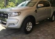 Ranger xlt diesel 4x4 2017 impecable diesel