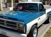 Dodge d 150 gasolina