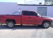 Camioneta dodge americana en mérida