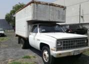Excelente camion 3 1 2 chevrolet gasolina