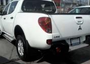 Mitsubishi 2013 doble cabina gasolina