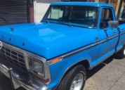 Ford ranger clasica gasolina