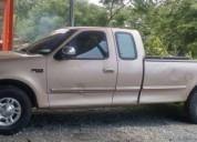 Ford recien anillada gasolina