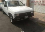 Nissan pick up gasolina