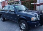 Ford ranger doble cabina gasolina