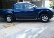 Nissan modelo frontier gasolina
