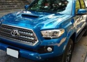 Camioneta tacoma toyota sport 4x4 gasolina