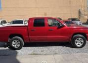 Dodge dakota slt quad cab gasolina