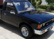 Nissan pickup totalmente impecable gasolina