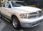 Dodge ram laramie 2012 4x4 gasolina