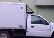 Chevrolet luv lista para trabajar a tratar gasolina