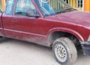 camioneta pickup gasolina