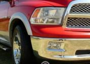 Dodge ram laramie gasolina