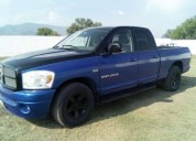 Ram 2500 4x2 doble cabina slt gasolina