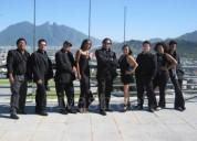 Grupo de salsa fusion - latina