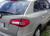 Renault koreos dinamique 2009 4 cils piel eléctric