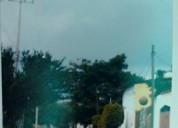 Venta de terreno rustico bardeado en tlajomulco de