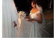 vestido de novia de diseÑador veracruzano