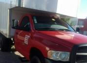 Camion disponible 3.5 ton renta o flete ud  dice
