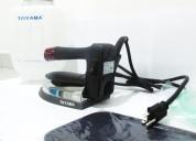 Plancha de vapor industrial toyama ty-520