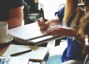 Integrate como supervisora de proyectos
