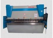Dobladora hidraulica 40t/2200