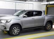 Toyota hilux srv 4x4 doble cabina 2015