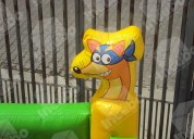 Brincolin inflable dora explora