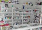 Sociedad en consultorio y farmacia en tlalpan